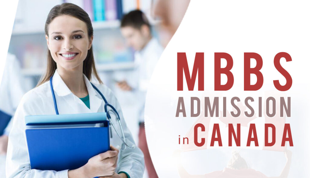 MBBS Admission in Canada