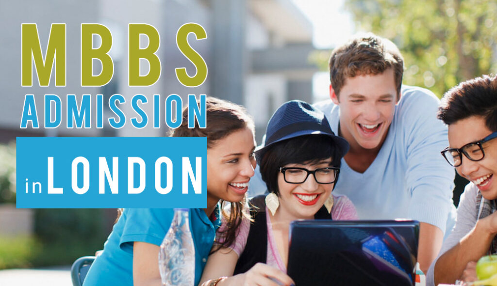 MBBS Admission in London
